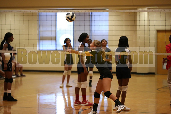 Oak Grove vs Forest Hill (2013 varsity volleyball)