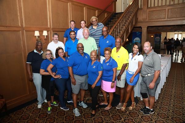 Midnight Golf Jordan & Longest 2019