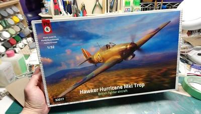 Hurricane Mk, 1