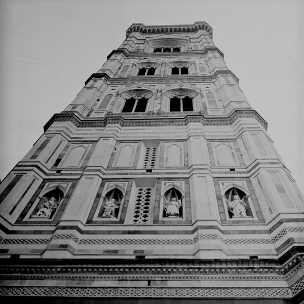 Duomo Florence Cathedral 4 :Italy beyond 70mm. Photographs taken on 80mm (Medium format film)