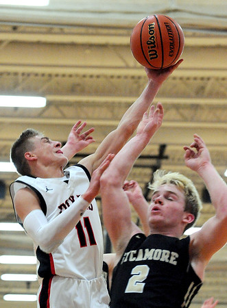 Yorkville Boys Basketball - Dec. 17, 2018