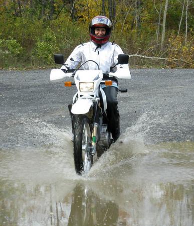 Dual-Sport/Adventure