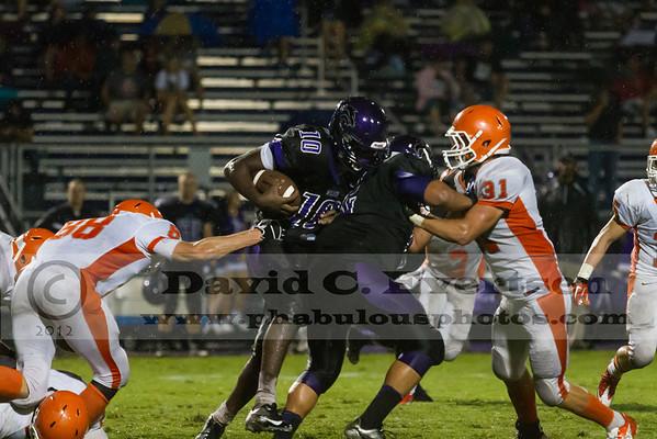 Boone Varsity Football #88 - 2012