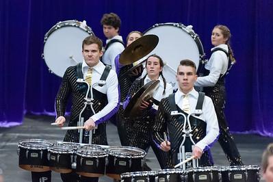 Kickapoo HS Percussion
