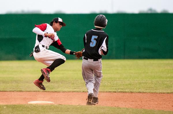 May 8, 2015 - Baseball - Palmview vs United South_LG