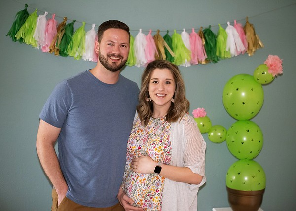 Lily & Weldon's Baby Shower 2019