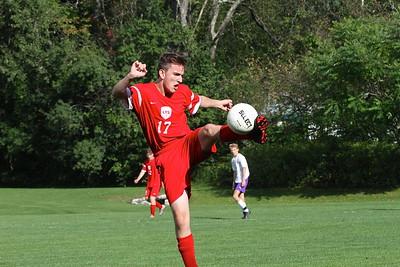 LTS Varsity Boys Soccer vs BF photos by Gary Baker