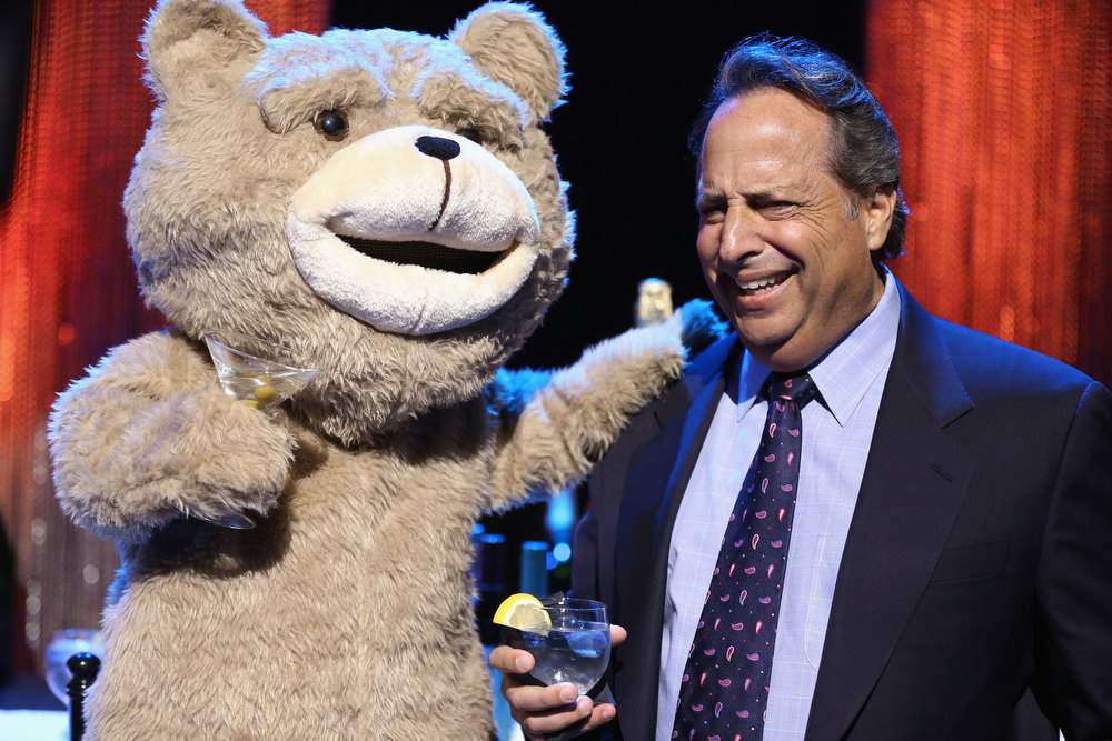 Description of . Actor Jon Lovitz attends the 18th Annual Critics' Choice Movie Awards held at Barker Hangar on January 10, 2013 in Santa Monica, California.  (Photo by Christopher Polk/Getty Images for BFCA)