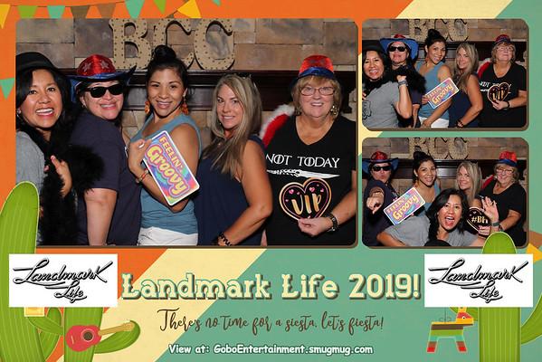 20190726 Landmark Life Pool Party!