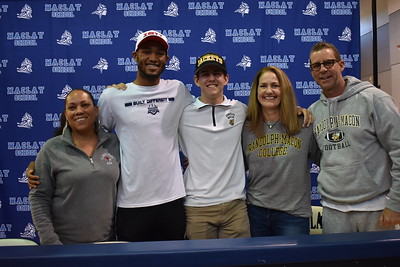 SIGNING DAY : BRECHT & RC, 2/7/2020