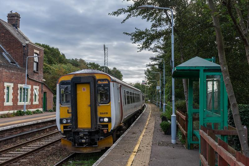 156419, Somerleyton