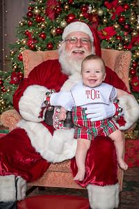 Santa's Visit - November 28th, 2016