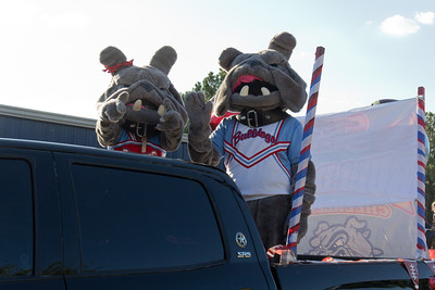 Socorro High School Homecoming Parade and Game