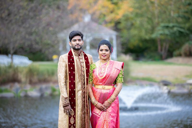 Anil Weds Esha Wedding and Reception