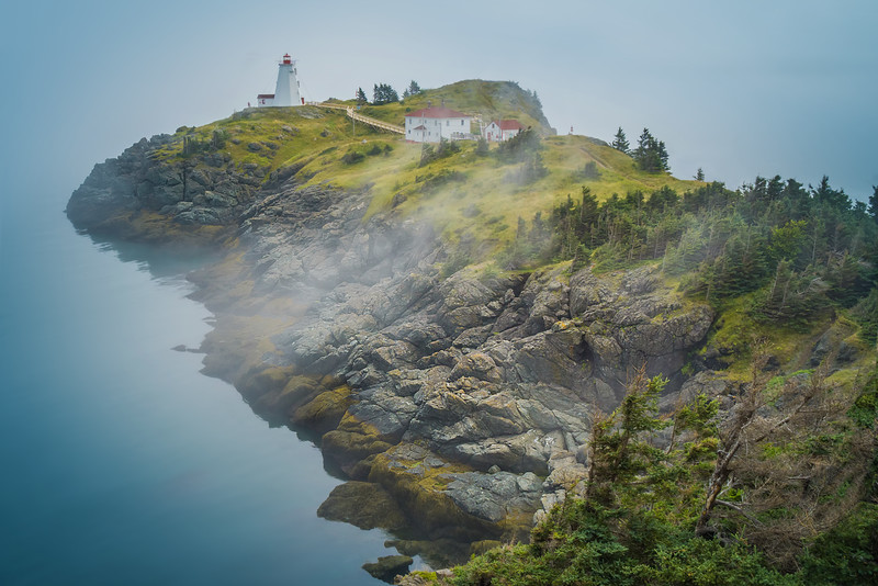 Grand Manan Island - Swallow Tail Lighthouse