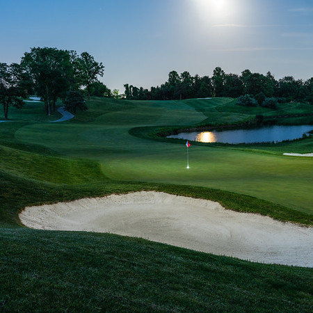 Golf Illuminated at Timbers at Troy Golf Course