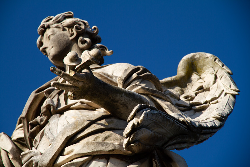 Angel with the Nails - Ponte Sant'Angelo