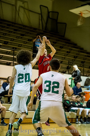 Basketball Soph SHS vs Provo 1-14-14