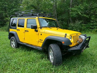 2009 Jeep Wrangler Unlimited for sale
