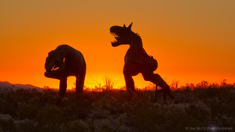 Jurassic Sunrise
