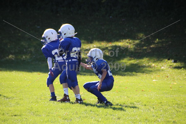 5-6th football v. west carroll . 10.8.16