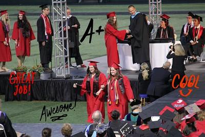 BHS Graduation - June 12, 2015