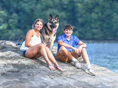 Jenna ,Jake & Scout