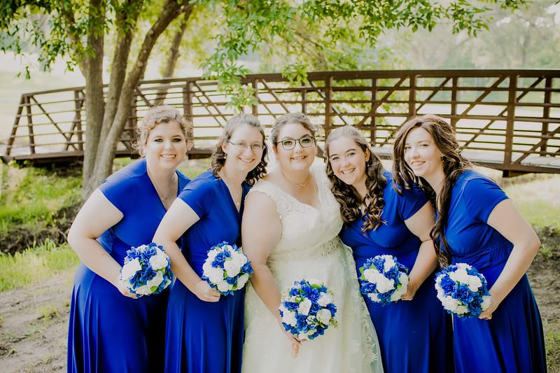 Bridesmaids Outside