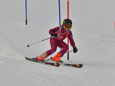Dec 17 Brule Slalom J456 (W) SL 1st race 1st Run