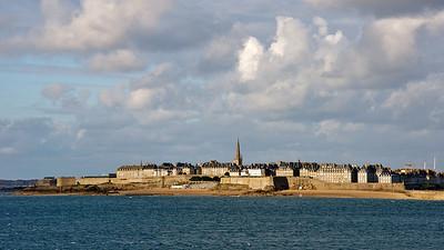 Bretaňsko a Normandie