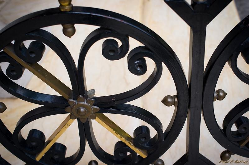 Iron Symmetry