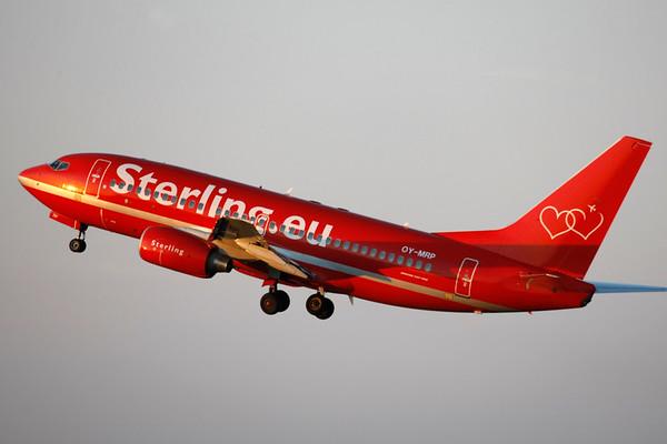 OY-MRP - Boeing 737-7L9
