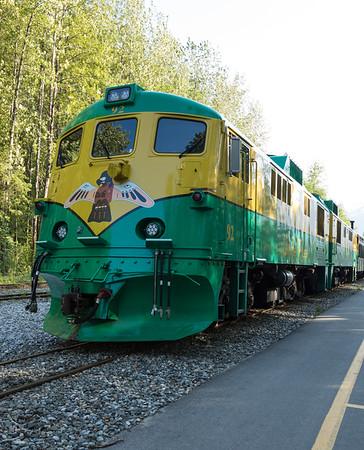 White Pass and Yukon Route Railroad
