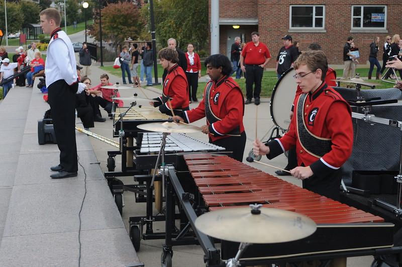 UC Band_ UC vs Fordham_Nippert Stadium_Cincinnati, OH