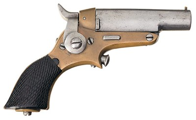 Starr Single Shot Derringer