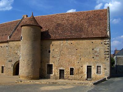 Asnières sur Vègre - Sarthe 72