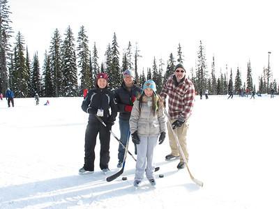 big white new year 2011