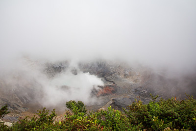 Poas Volcano - La Fortuna