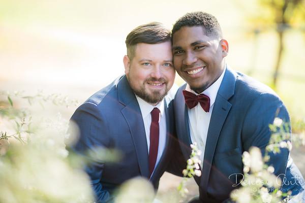 Brandon and Jeremy's Wedding Day