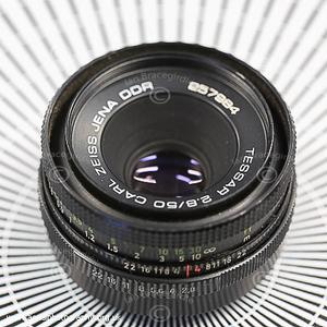 50mm Lens test
