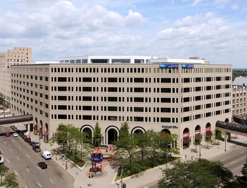 Henry Ford Medical Center- New Center One