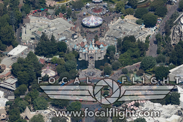 Anaheim Aerial Photography