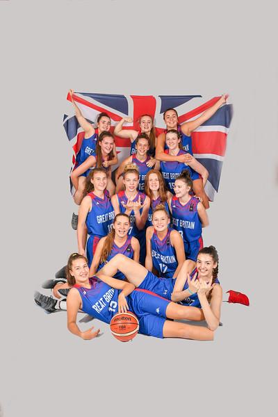 Great Britain Under 18 Womens Camp 2018