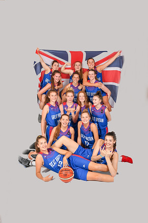 Great Britain Under 18 Womens Camp 2018