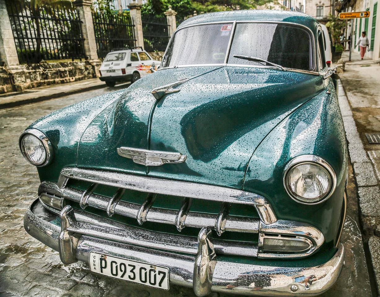 49 Chevy in Havana