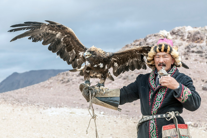 The Eagle Master