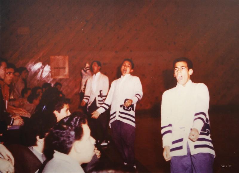 1957, Singing