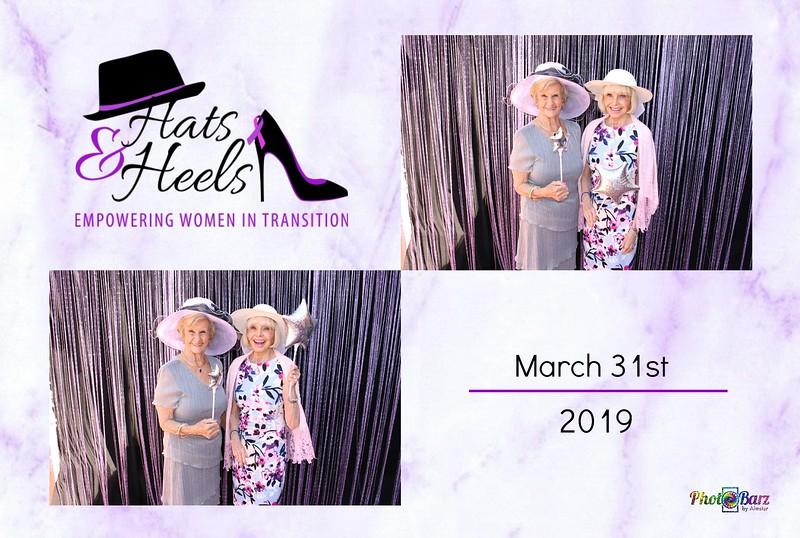 Hats & Heels 2019
