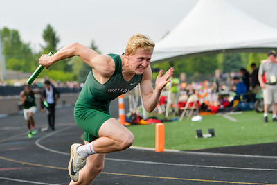 Boys' 4x100 RELAY - 2019 MHSAA LP D2 T&F