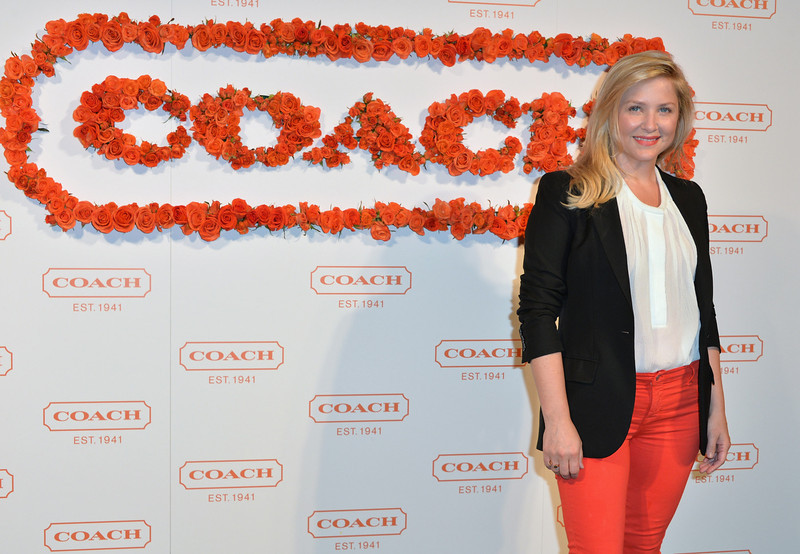 . Actress Jessica Capshaw attends the 3rd Annual Coach Evening to benefit Children\'s Defense Fund at Bad Robot on April 10, 2013 in Santa Monica, California.  (Photo by Alberto E. Rodriguez/Getty Images)